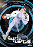 TIME JAM: VALERIAN & LAURELINE DVD