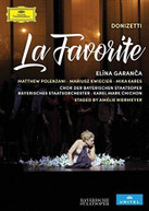 DONIZETTI: LA FAVORITE / VARIOUS DVD