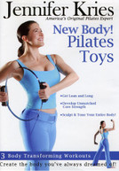 JENNIFER KRIES - NEW BODY PILATES TOYS DVD