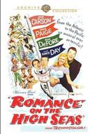 ROMANCE ON THE HIGH SEAS DVD