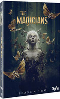 MAGICIANS: SEASON TWO DVD