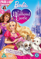 BARBIE - BARBIE AND THE DIAMOND CASTLE (INCLUDES FREE BARBIE CHARM) [UK] DVD
