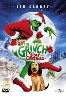 HOW THE GRINCH STOLE CHRISTMAS [UK] DVD