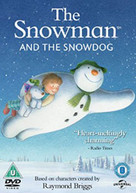 THE SNOWMAN AND THE SNOWDOG [UK] DVD