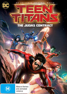 DC: TEEN TITANS: THE JUDAS CONTRACT (2016)  [DVD]