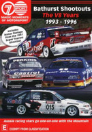 MAGIC MOMENTS OF MOTORSPORT: BATHURST SHOOT-OUTS 1993 - 1996 (1993)  [DVD]