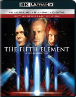 FIFTH ELEMENT 4K BLURAY