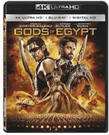 GODS OF EGYPT 4K BLURAY