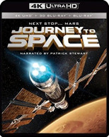 IMAX: JOURNEY TO SPACE 4K BLURAY