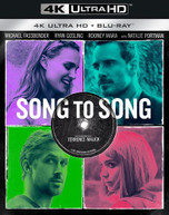 SONG TO SONG 4K BLURAY