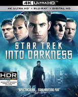 STAR TREK: INTO DARKNESS 4K BLURAY