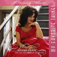 LORIE LINE - MY FAVORITE THINGS CD