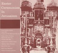 EASTER IN JERUSALEM / VARIOUS CD