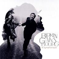 JANE BIRKIN / SERGE  GAINSBOURG - BIRKIN GAINSBOUR: LE SYMPHONIQUE VINYL