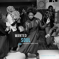 WANTED SOUL / VARIOUS VINYL