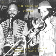 RICO RODRIGUEZ /  FRIENDS - UNRELEASED EARLY RECORDINGS: SHUFFLE & BOOGIE CD