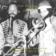 RICO RODRIGUEZ /  FRIENDS - UNRELEASED EARLY RECORDINGS: SHUFFLE & VINYL