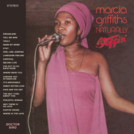MARCIA GRIFFITHS - NATURALLY / STEPPIN CD