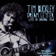 TIM BUCKLEY - DREAM LETTER VINYL
