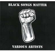 BLACK SONGS MATTER / VARIOUS CD