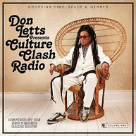 DON LETTS PRESENTS CULTURE CLASH RADIO / VARIOUS VINYL