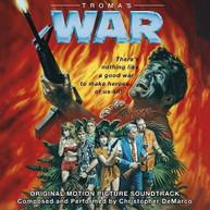 CHRIS DEMARCO - TROMA'S WAR / SOUNDTRACK VINYL