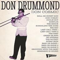 DON DRUMMOND - DON COSMIC VINYL