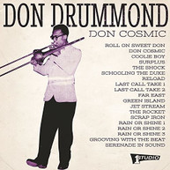 DON DRUMMOND - DON COSMIC VINYL