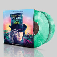 DANNY ELFMAN - CHARLIE & THE CHOCOLATE FACTORY / SOUNDTRACK VINYL