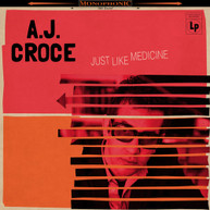 A.J. CROCE - JUST LIKE MEDICINE VINYL