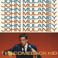 JOHN MULANEY - COMEBACK KID CD