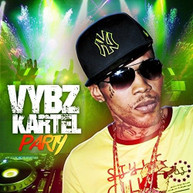 VYBZ KARTEL - PARTY CD