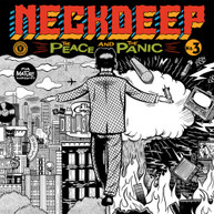 NECK DEEP - THE PEACE AND THE PANIC CD