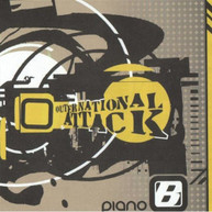 PIANO B - OUTERNATIONAL ATTACK CD
