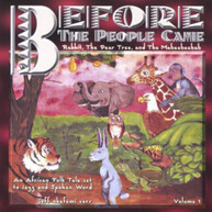 JEFF OBAFEMI CARR - BEFORE THE PEOPLE CAME CD