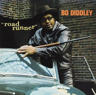 BO DIDDLEY - ROAD RUNNER + 2 BONUS TRACKS VINYL