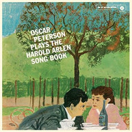 OSCAR PETERSON - PLAYS THE HAROLD ARLEN SONG BOOK + 4 BONUS TRACKS VINYL