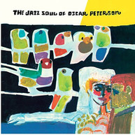 OSCAR PETERSON - JAZZ SOUL OF + 1 BONUS TRACK VINYL