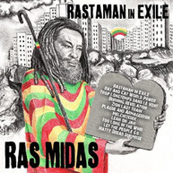 RAS MIDAS - RASTAMAN IN EXILE CD