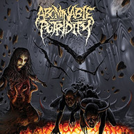 ABOMINABLE PUTRIDITY - IN THE END OF HUMAN EXISTENCE VINYL