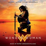 GREGSON -WILLIAMS,RUPERT - WONDER WOMAN (SCORE) / SOUNDTRACK VINYL