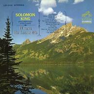 SOLOMON KING - WHERE HE LEADS ME CD