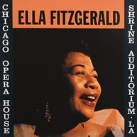 ELLA FITZGERALD - AT THE OPERA HOUSE (UK) VINYL