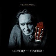 VICENTE AMIGO - MEMORIA DE LOS SENTIDOS VINYL