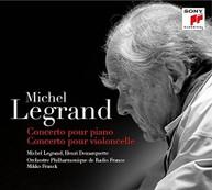 MICHEL LEGRAND - CONCERTO POUR PIANO / CONCERTO POUR VIOLONCELLE VINYL