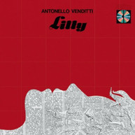 ANTONELLO VENDITTI - LILLY VINYL