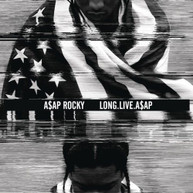 A$AP ROCKY ( ASAP) (ROCKY - LONG LIVE A$AP CD
