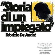 FABRIZIO DE ANDRE - STORIA DI UN IMPIEGATO VINYL