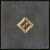 FOO FIGHTERS - CONCRETE & GOLD VINYL