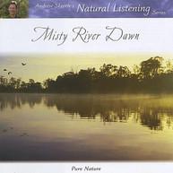 ANDREW NATURAL LISTENING SERIES SKEOCH - MISTY RIVER DAWN CD